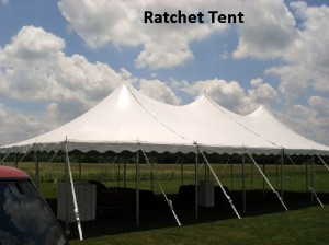 ratchet tent